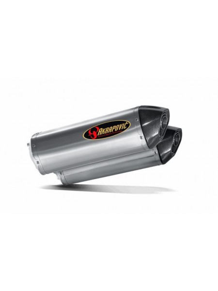 Выхлопная система Bolt-On Akrapovic Kawasaki ZX 10R 06-07 (S-K10BO1-ZT)