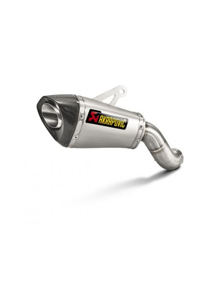 Выхлопная система Bolt-On Akrapovic Kawasaki ZX 6R, 6RR 05-06
