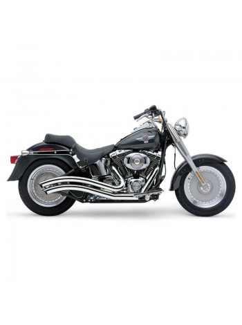 Глушитель COBRA Softail 07-11 SPEEDSTER SWEPT