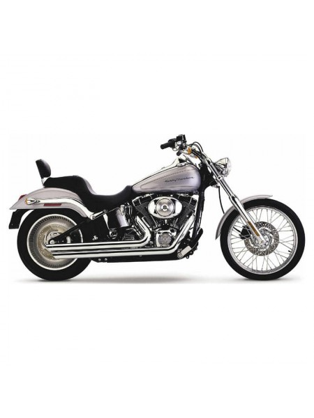 Глушитель COBRA Softail 86-06 SPEEDSTER SLASHDOWN