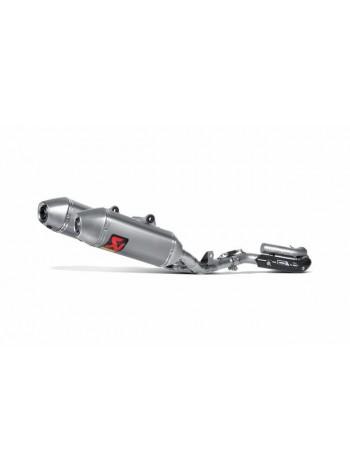 Выхлопная система Akvapovic под мотоциклы Honda CRF 250R 2014-15 Racing Line