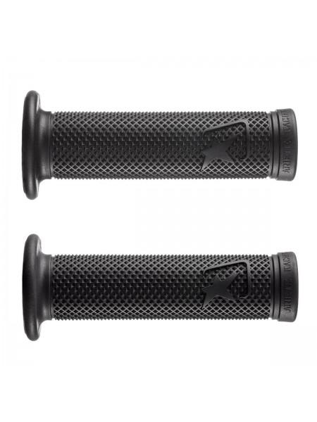 Ручки руля (комплект) Aries 22-25мм/125мм, открытые