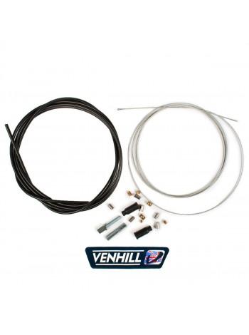 Тросик газа Venhill на мотоцикл Venhill 235 см, оплетка 5мм