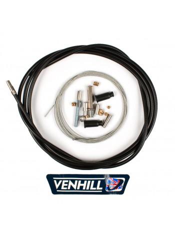 Тросик газа Venhill на мотоцикл 235 см, оплетка 6мм