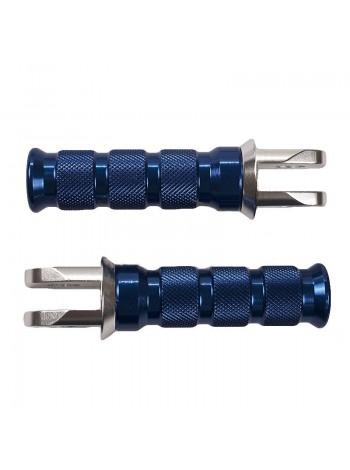 Подножки мото EMGO Kawasaki Синие