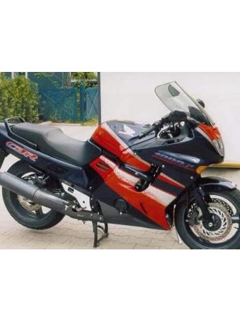 Ветровое стекло для HONDA CBR1000F (SC24) 1993-2003 Touring T, цвет Серый