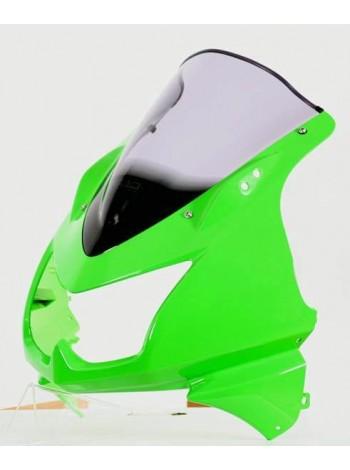 Ветровое стекло для Kawasaki ZX250R Ninja 250 (EX250K) 2008-2012 Racing R
