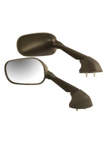 Зеркало левое на YAMAHA YZF-R6 06-07