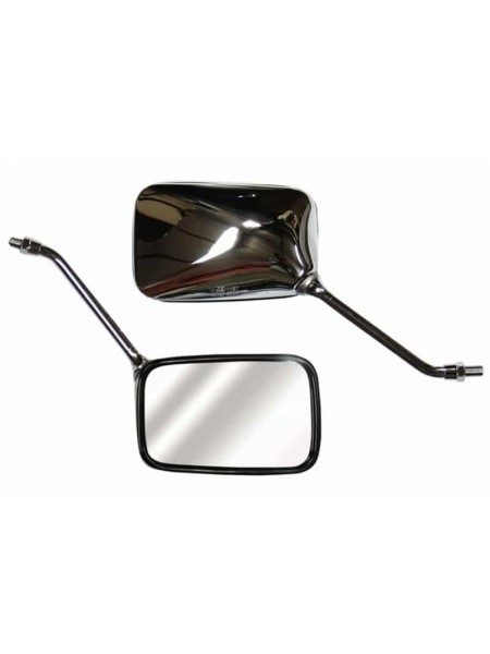Зеркало левое на мотоцикл Honda CB, Hornet