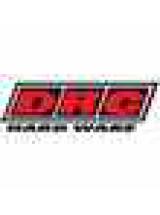 Комплект шлангов охлаждения DRC под мотоциклы HQV FC250 16-18, HQV 350 16-18 синий