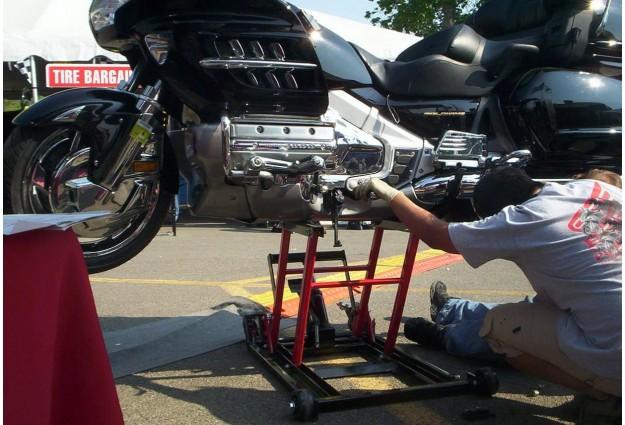 Выбор подката для мотоцикла