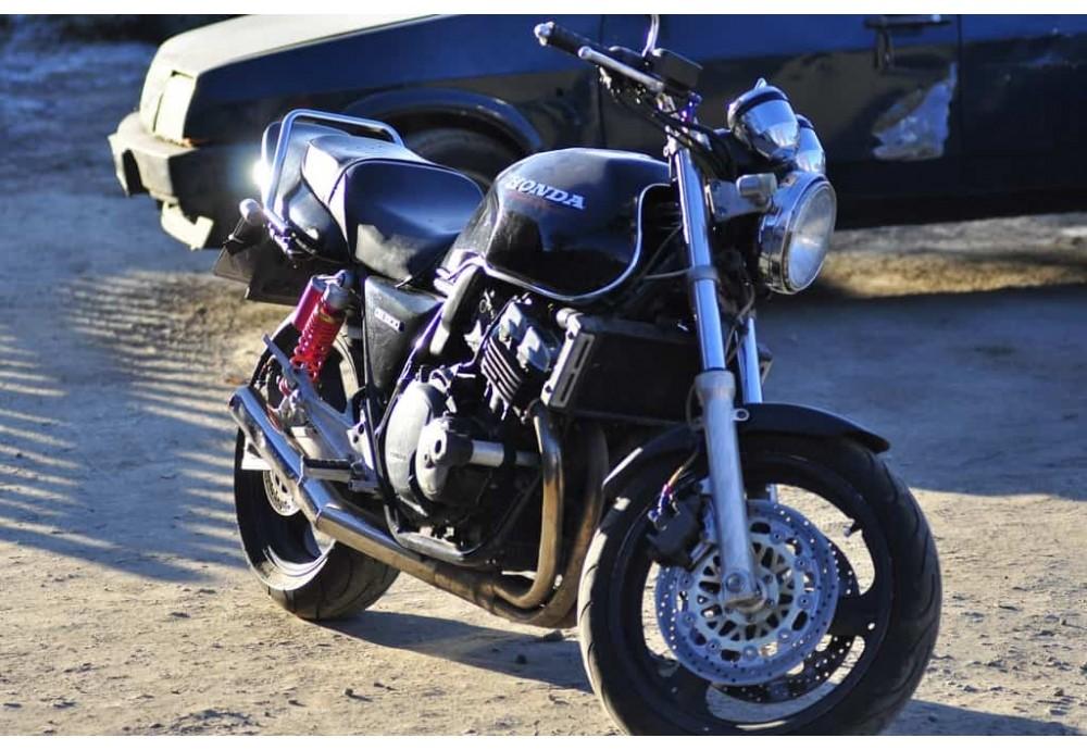 Покупаем б/у мотоцикл