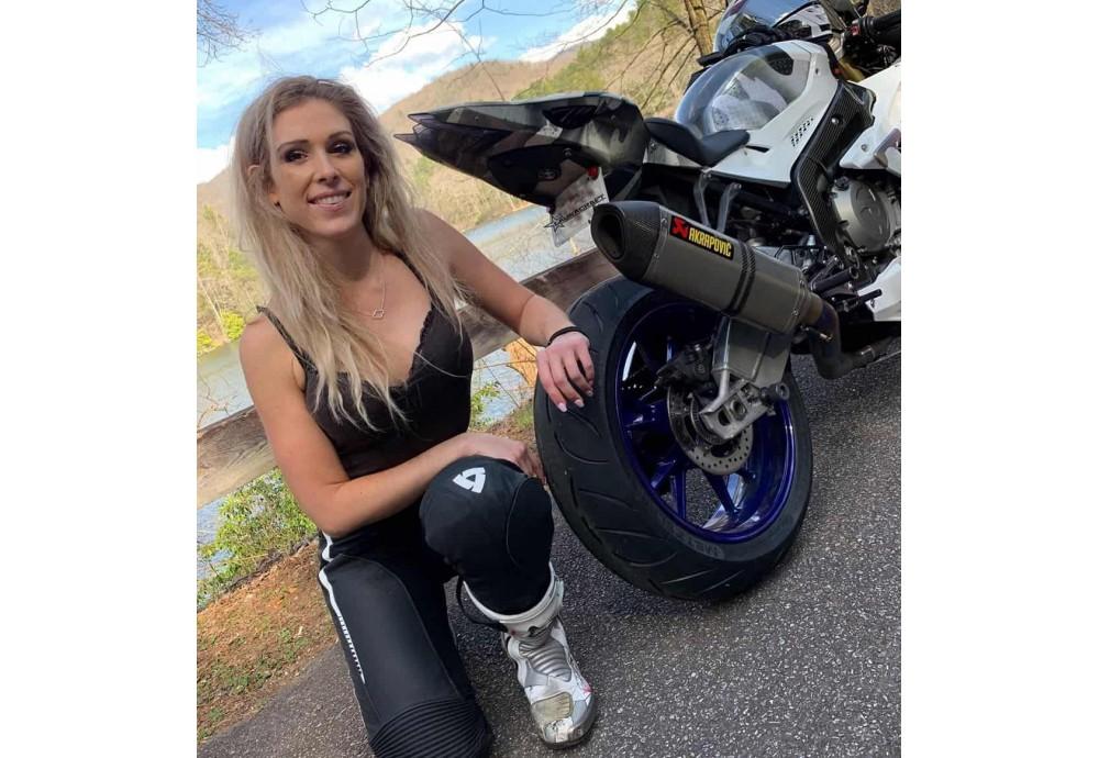 Выбор первого мотоцикла для девушки