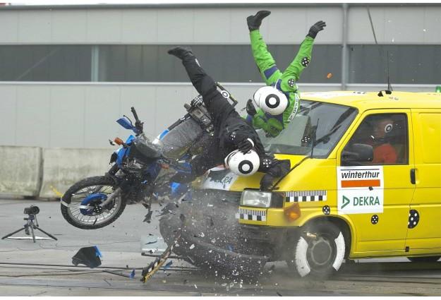 Мотоциклы опасный транспорт?
