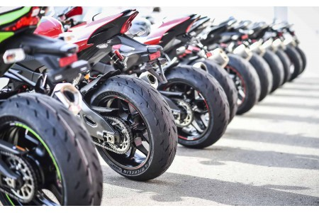 Выбор новых покрышек для мотоциклов