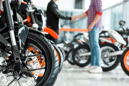 Как оформить документы на мотоцикл