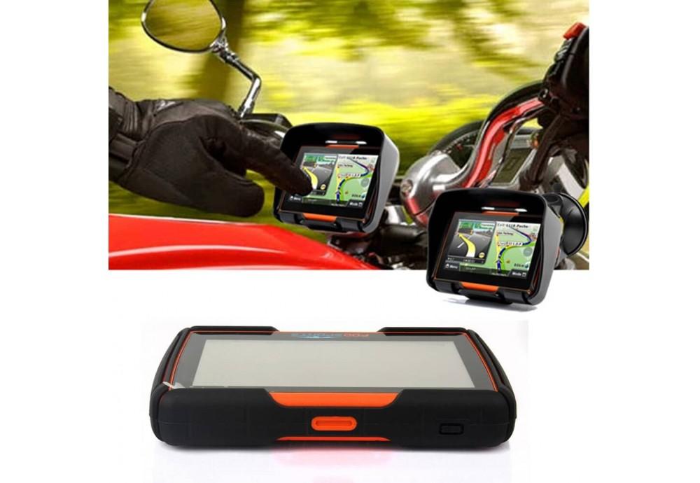 Выбор навигатора для мотоцикла