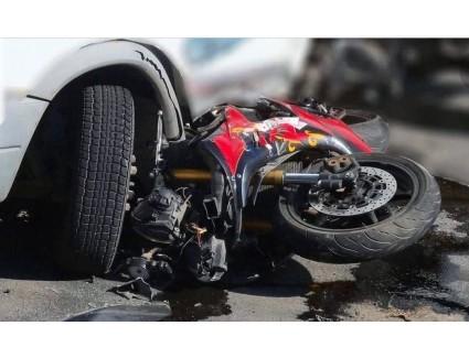 <Как понять, что мотоцикл побывал в ДТП