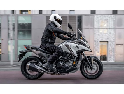 <Новинка! Мотоцикл Honda NC750X 2021: готов к любым вызовам и хорош в любой стихии!